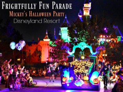 Frightfully Fun Parade - LivingMiVidaLoca.com