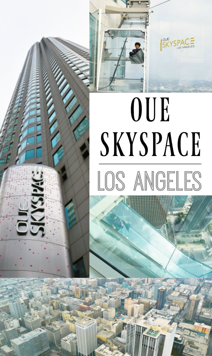 OUE Skyspace LA is located in the iconic US Bank Tower and nearly 1,000 feet above Downtown Los Angeles. It's become a must-see attraction with its unobstructed 360-degree view, two open-air observation terraces and the world's first ever Skyslide.