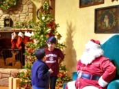 Santa's Christmas Cabin at Knott's Merry Farm offers festive treats during the holiday season - LivingMiVidaLoca.com