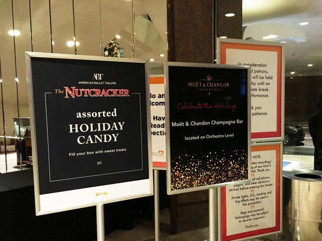 specials at The Nutcracker - LivingMiVidaLoca.com