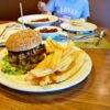 Eating out at Denny's - LivingMiVidaLoca.com