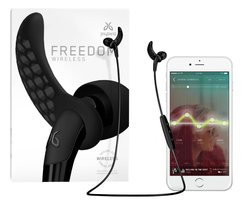 freedom jaybird bluetooth headphones
