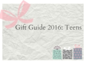 Gift Guide 2016: Teens - LivingMiVidaLoca.com