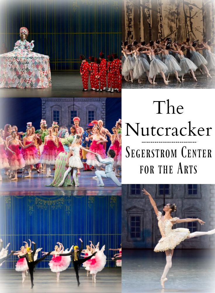 The Nutcracker at Segerstrom Center for the Arts in Costa Mesa, California - LivingMiVidaLoca.com