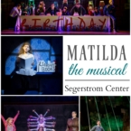 Matilda the Musical at Segerstrom Center