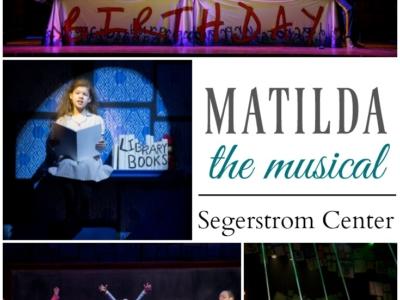 Matilda the Musical at Segerstrom Center