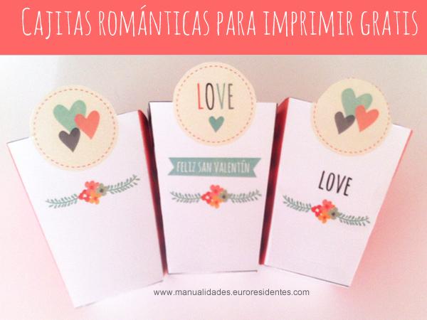 Valentine's Day printables in Spanish - LivingMiVidaLoca.com