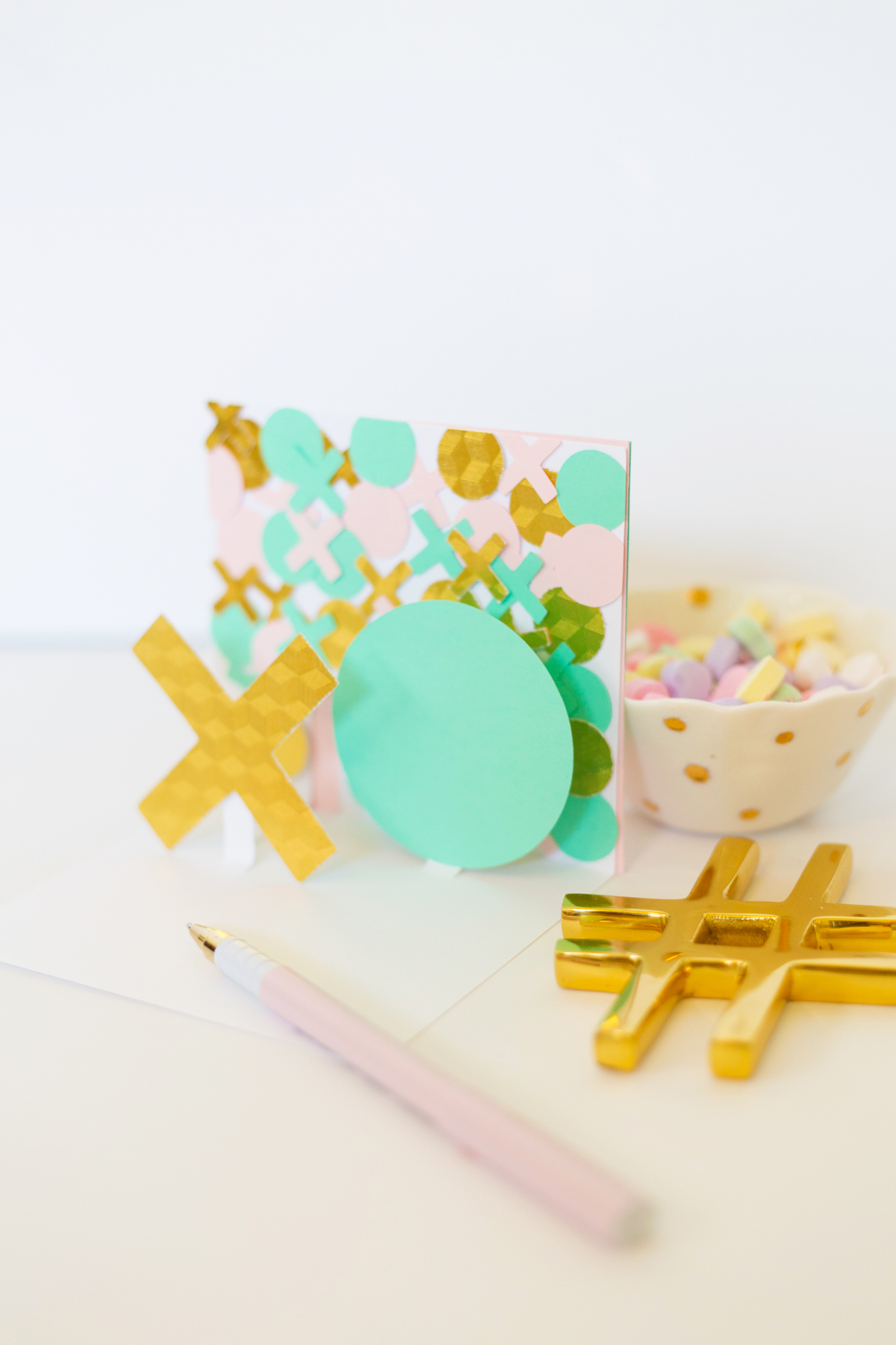 How to make Valentine pop up cards - livingmividaloca.com