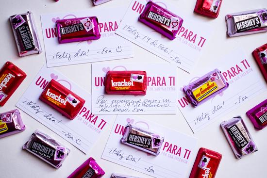 20 Valentine's Day Printables in Spanish