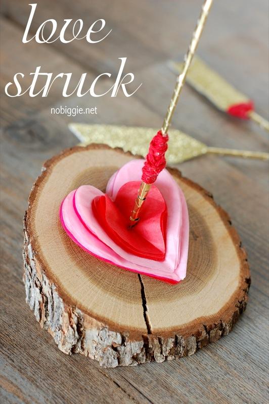 20 DIY Valentine's Day Crafts - LivingMiVidaLoca.com