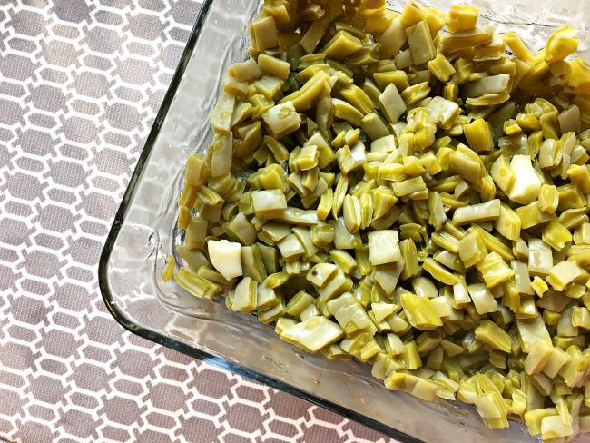 How to make Mexican cactus salad - LivingMiVidaLoca.com