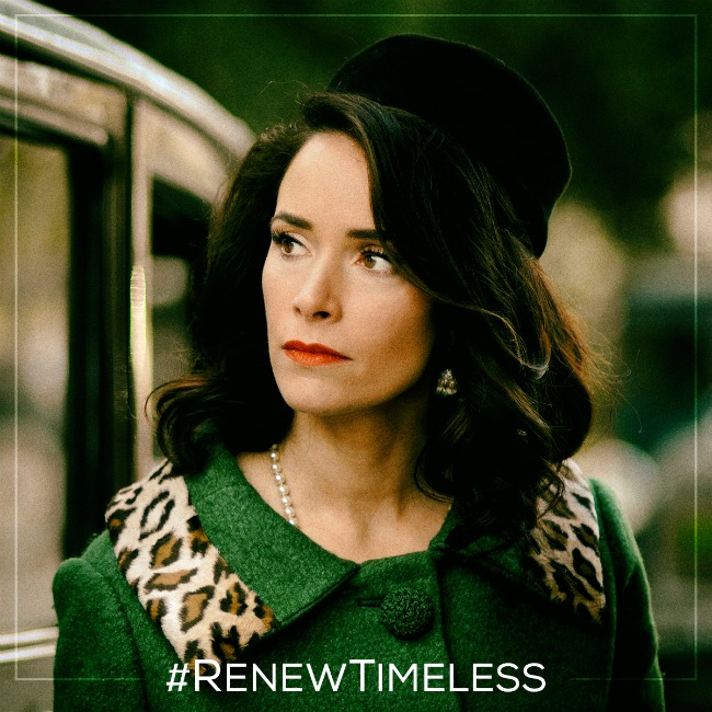 Favorite female characters on NBC Timeless - LivingMiVidaLoca.com