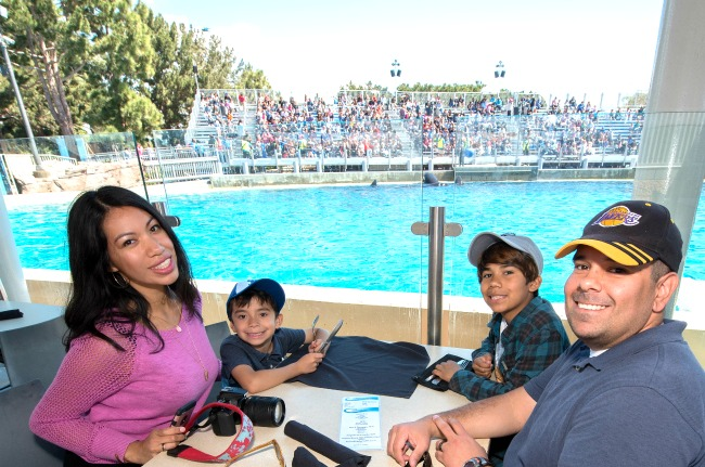 Dine with Shamu at SeaWorld San Diego - LivingMiVidaLoca.com