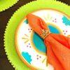 How to set up an Easter tablescape - livingmividaloca.com