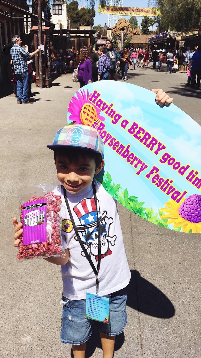 5 Things You Must Do at Knott's Berry Farm's Boysenberry Festival - LIvingMiVidaLoca.com