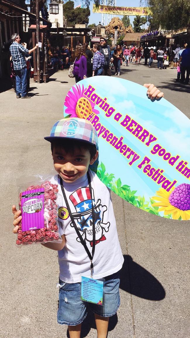 5 Things You Must Do at Knott's Berry Farm's Boysenberry Festival - LIvingMiVidaLoca.com