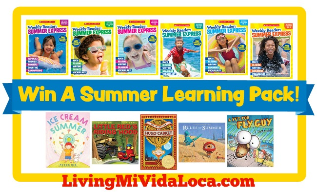 Scholastic giveaway