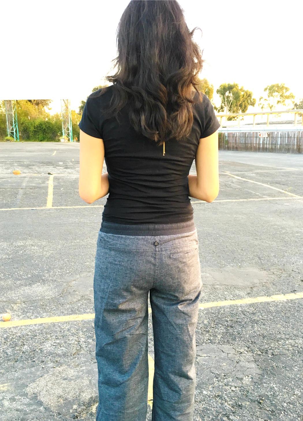 prAna pants weekend outfit - LivingMiVidaloca.com