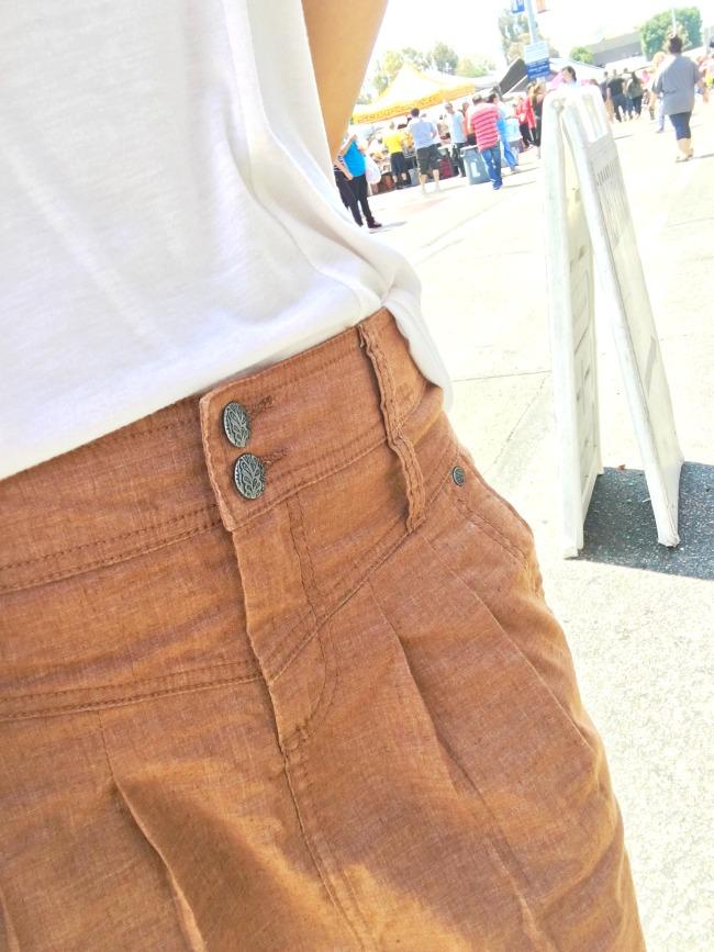 Weekend prAna outfit - LivingMiVidaLoca.com