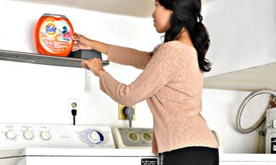 Treat your clothes better with Tide PODS Plus Downy - LivingMiVidaLoca.com