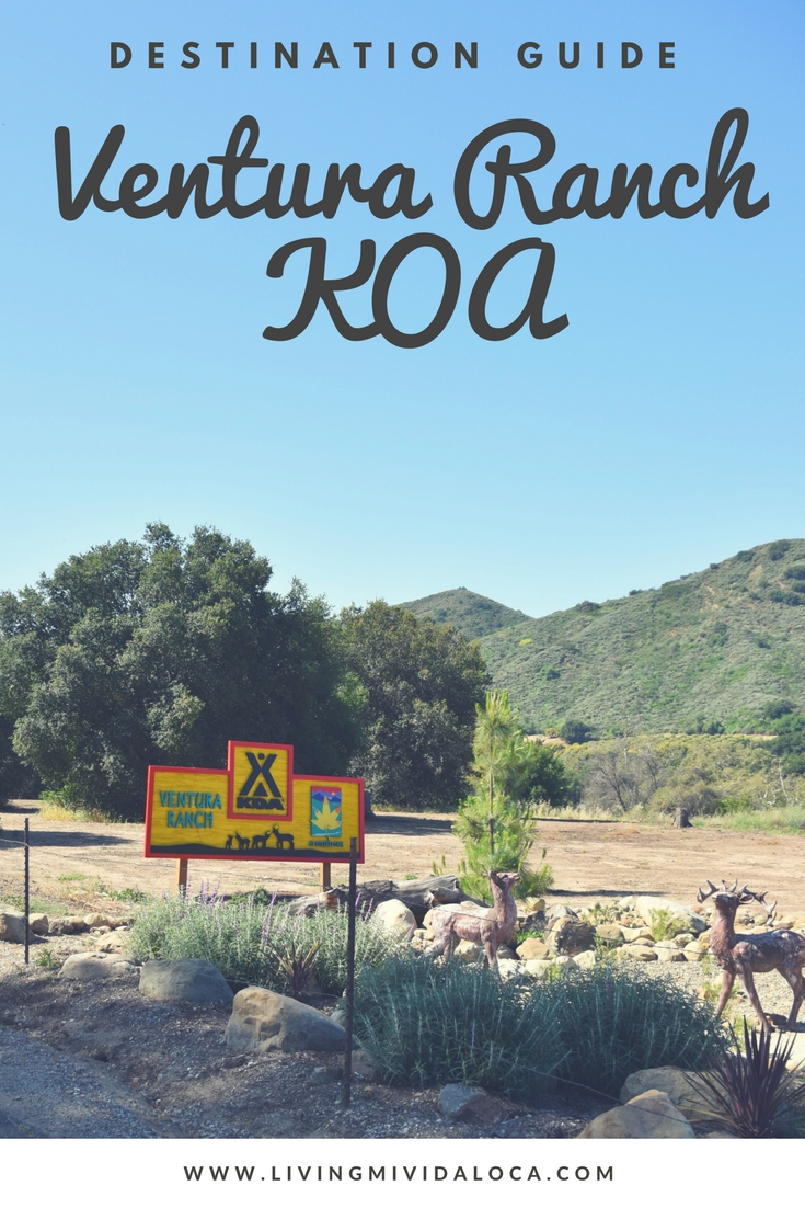 What to do at Ventura Ranch KOA - LivingMiVidaLoca.com