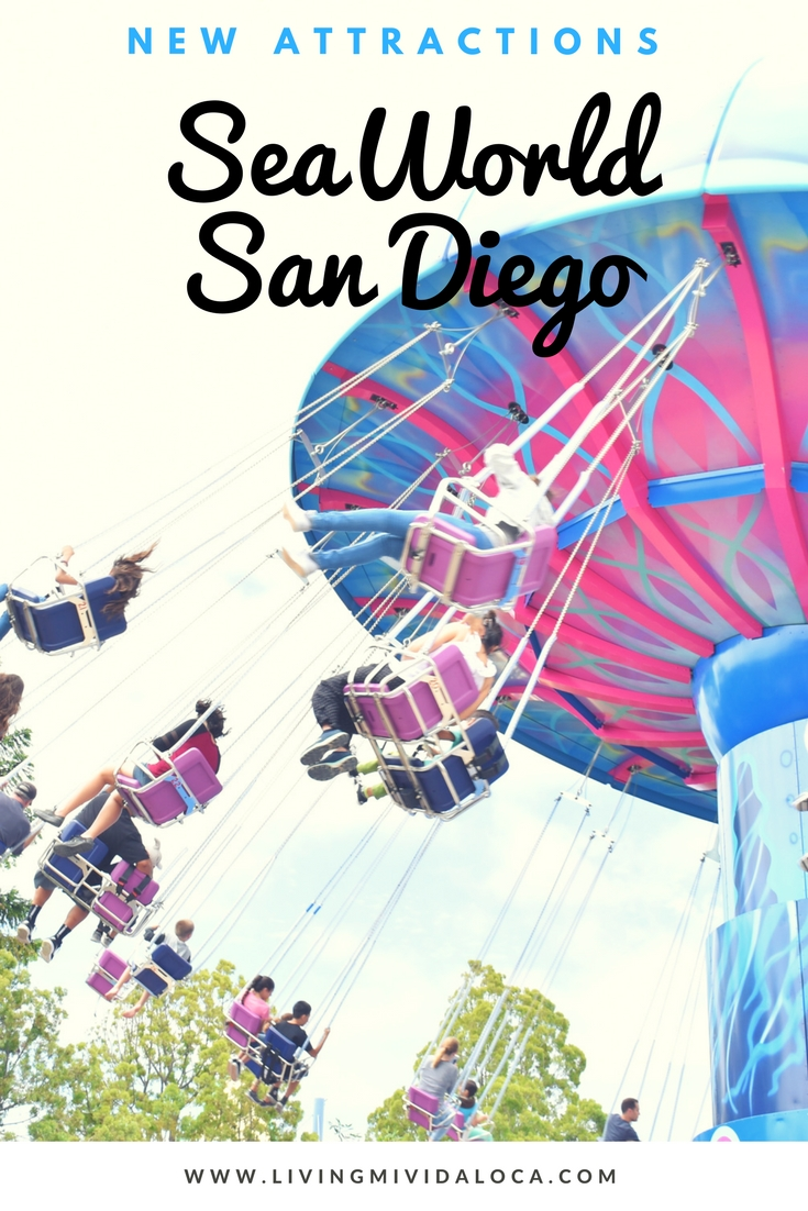 What's new at SeaWorld San Diego - LivingMiVidaLoca.com
