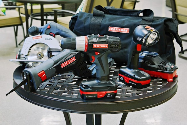 Craftsman tools giveaway