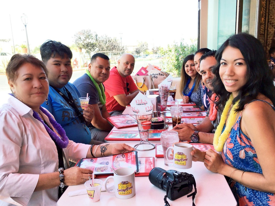 Ruby's Diner in San Clemente is a great birthday party place - LivingMiVidaLoca.com