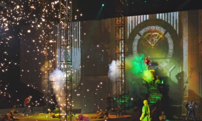 special effects at marvel universe live - livingmividaloca.com