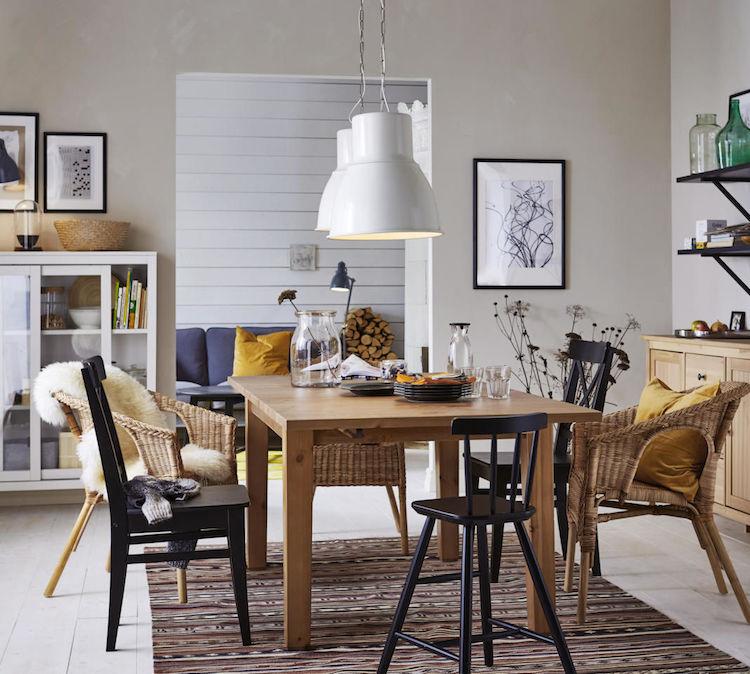 teachers lounge dining table - LivingMiVidaLoca.com