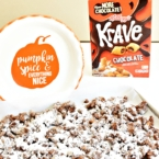Easy pumpkin spice muddy buddies recipe - livingmividaloca.com