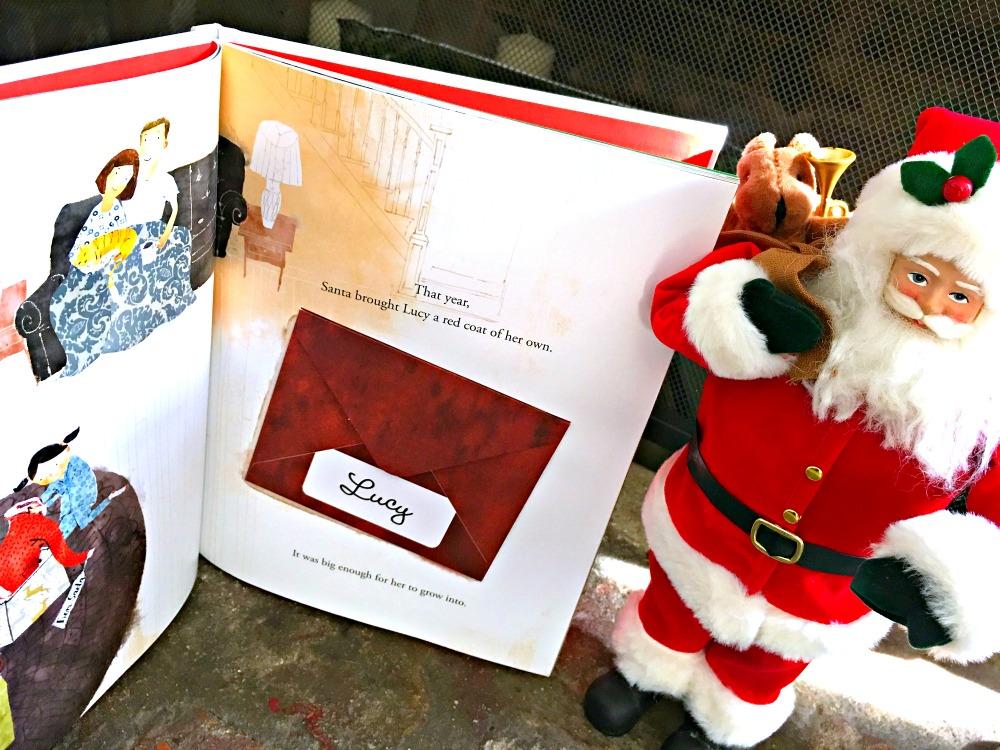 Talking to kids about Santa Claus- LivingMiVidaLoca.com