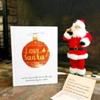 Talking to kids about Santa - LivingMiVidaLoca.com