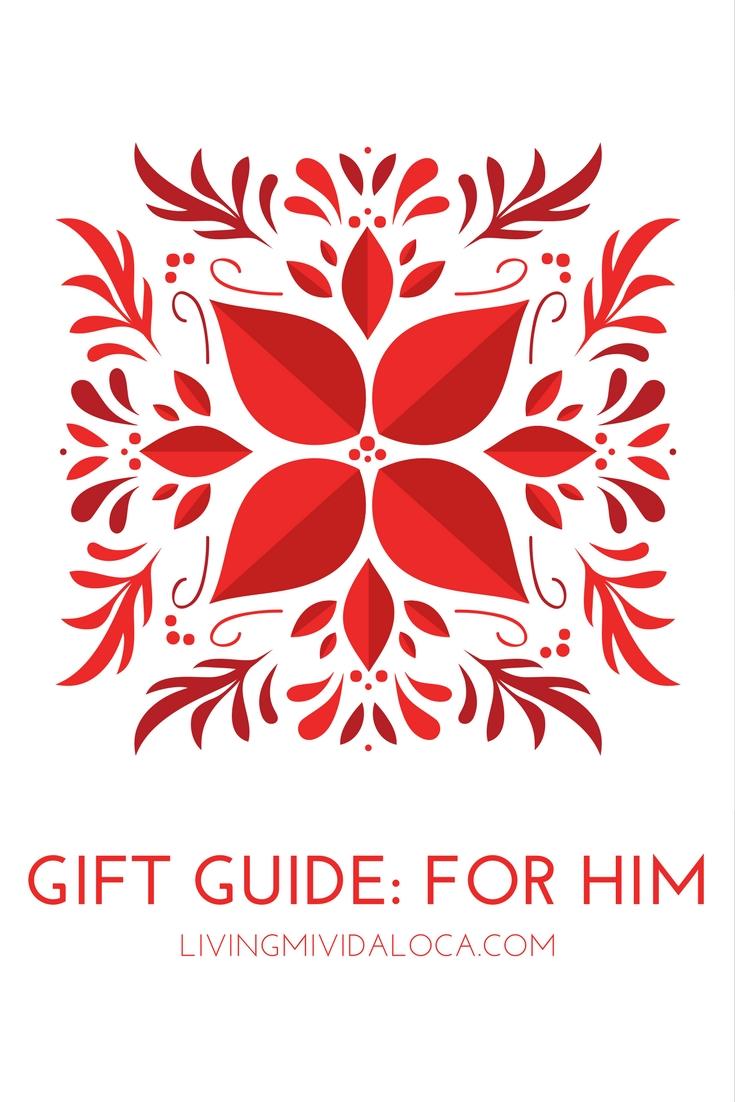 Gift ideas for guys - LivingMiVidaLoca.com