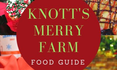 Knott's Merry Farm Food Guide - LivingMiVidaLoca.com