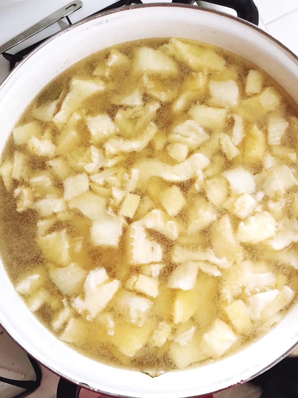 White menudo recipe - LivingMiVidaLoca.com