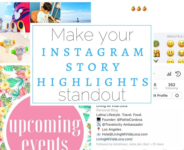 Make your Instagram Story Highlights stand out with custom covers
