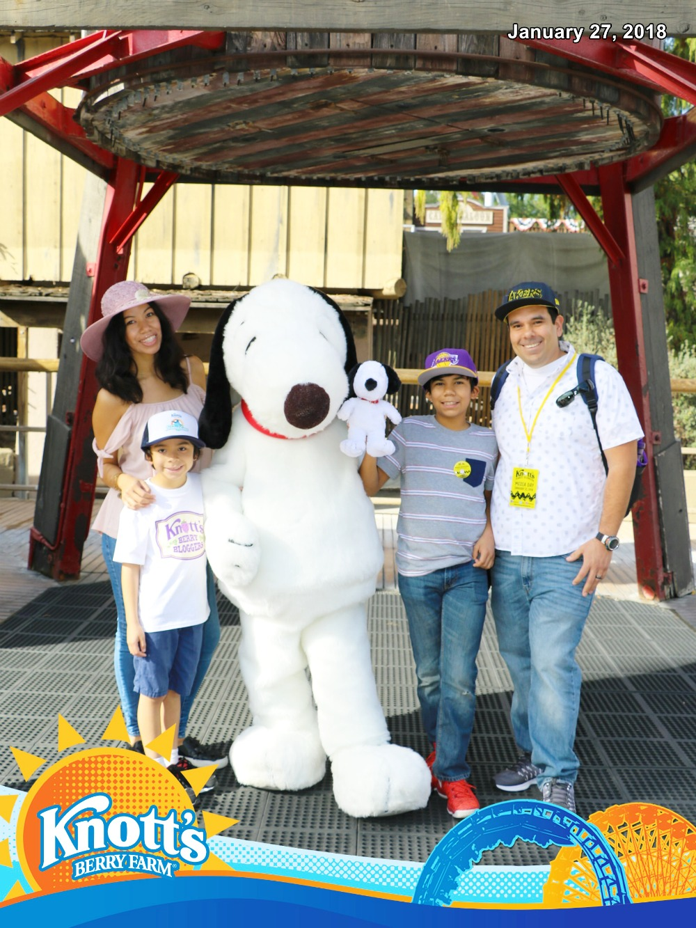 PEANUTS Celebration at Knott's Berry Farm in Buena Park. This is the complete family guide. - LivingMiVidaLoca.com