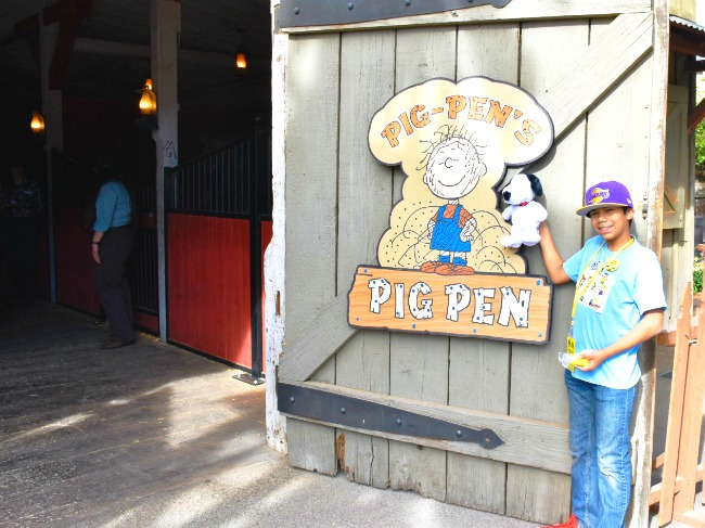 Knott's PEANUTS Celebration at Knott's Berry Farm in Buena Park. This is the complete family guide. - LivingMiVidaLoca.com
