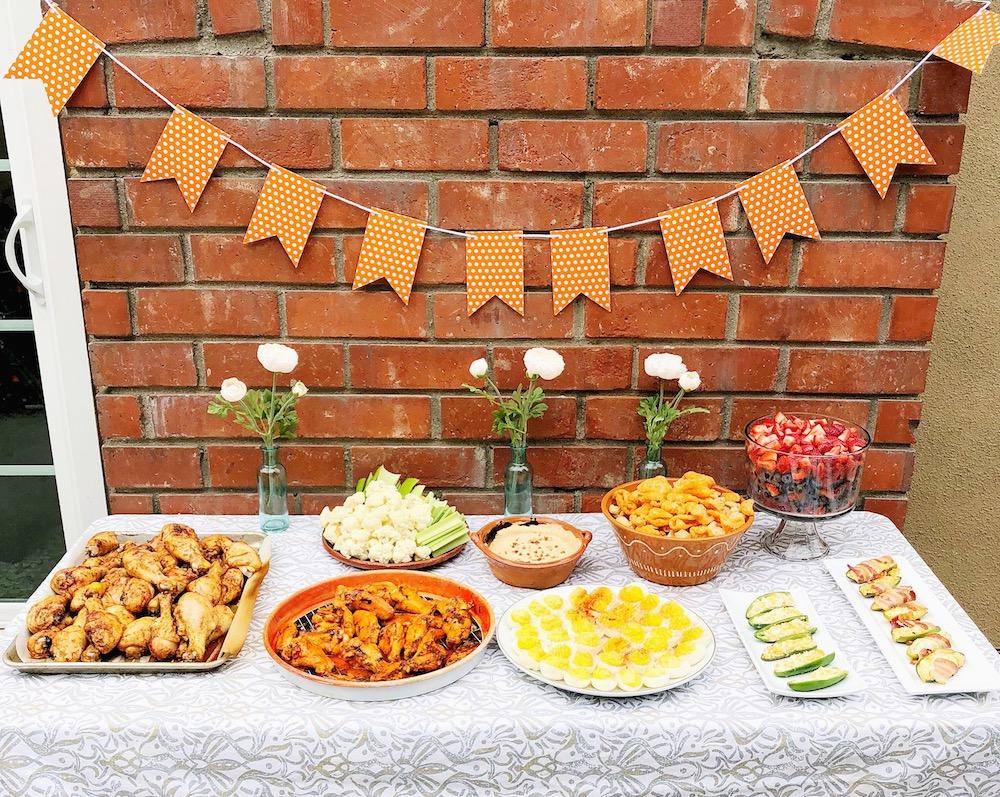 Easy keto party food ideas to make at home - livingmividaloca.com