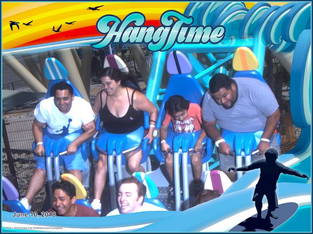 New HangTime ride picture using FunPix - livingmividaloca.com
