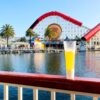 Cocktail at Lamplight Lounge - livingmividaloca.com - #pixarpier #disneyland #disneycaliforniaadventure