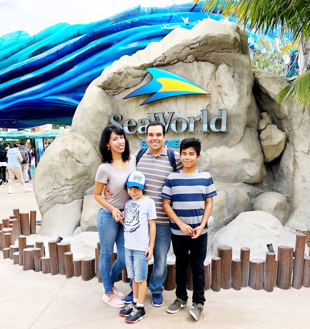 FAMILY ITINERARY: 24 hours at SeaWorld San Diego