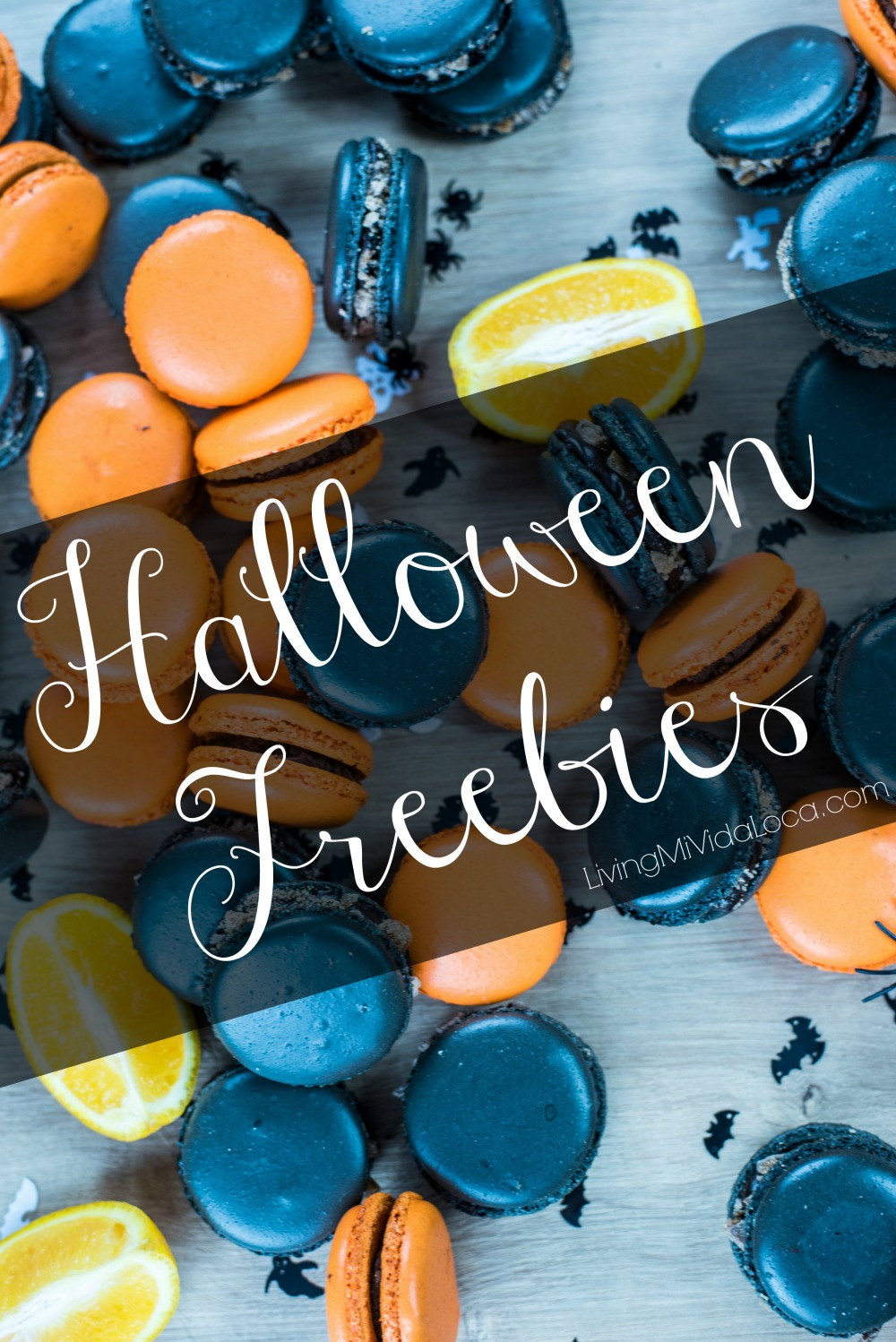 Halloween freebies 2018 - livingmividaloca.com