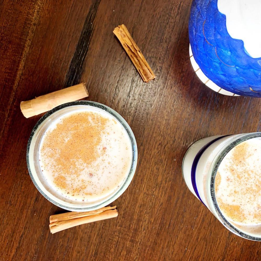 horchata recipe to make at home - livingmividaloca.com