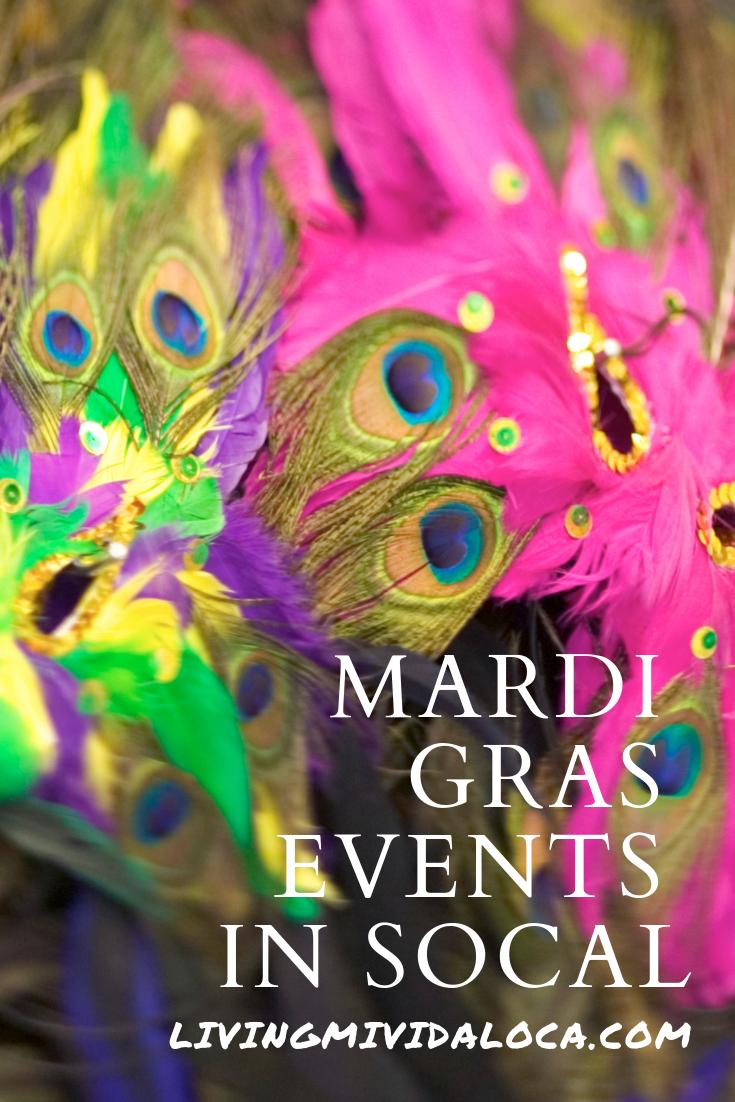 mardi gras celebbration in socal - livingmividaloca.com - #LivingMiVidaLoca #LMVLSoCal #MardiGras #OCEvents #MardiGrasEvents