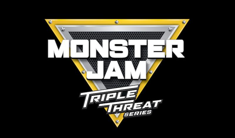 Monster Jam Triple Threat Series at the Staples Center in Los Angeles - livingmividaloca.com #MonsterJam