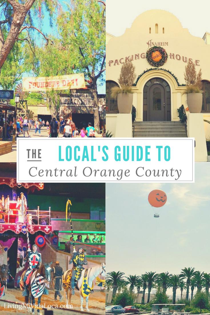 A Local's Guide to Central Orange County - livingmividaloca.com
