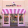 Hello Kitty Cafe at Irvine Spectrum