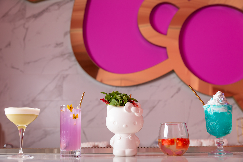 Hello Kitty Cafe at Irvine Spectrum | LivingMiVidaLoca.com | #HelloKitty #HelloKittyCafe #HelloKittyGrandCafe #HelloKittyPopUp #IrvineSpectrum #HKCafe #HelloKittyIrvineSpectrum